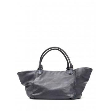 handbags woman reptiles house h 231calf sm blu 432
