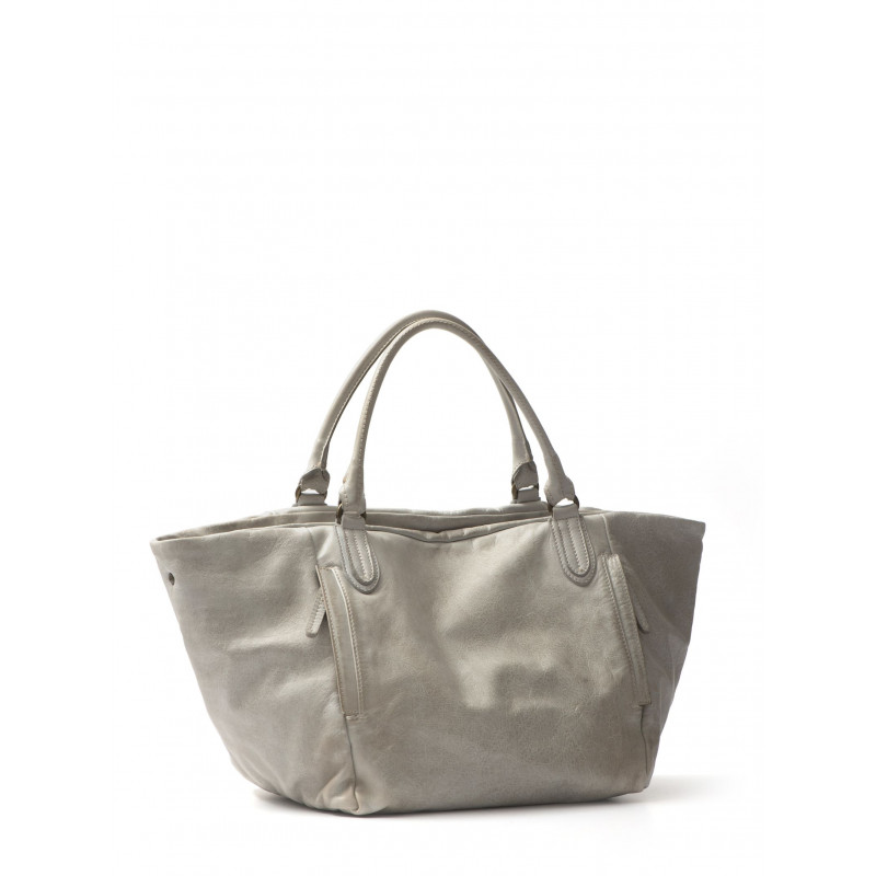 handbags woman reptiles house h 231calf sm panna 433