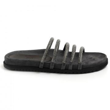 sandals woman claudia peruzzini ka2101cam grigio 8826