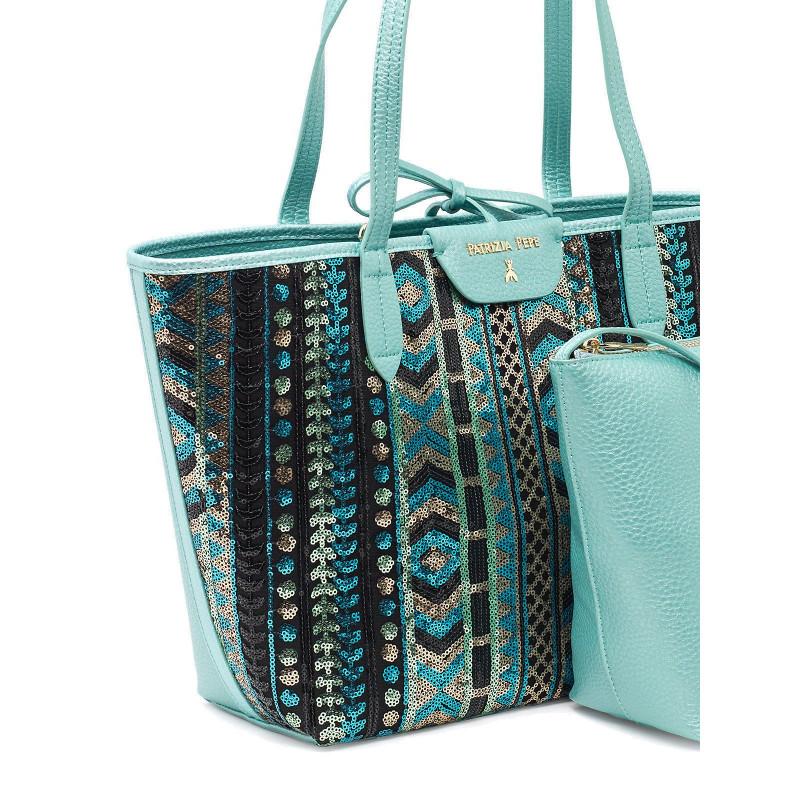 shoulder bags woman patrizia pepe 2v6907 a2nzxp57 410