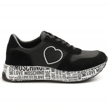 sneakers damen love moschino ja15324g1dio100a 8857