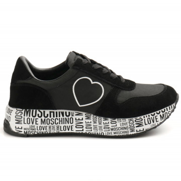 sneakers woman love moschino ja15324g1dio100a 8857