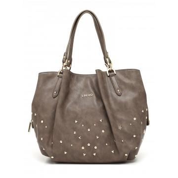 handbags woman liu jo n66034e003890622 green military 1262