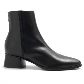 booties woman lorenzo masiero w203954blu mix 8881