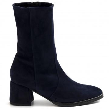 booties woman lorenzo masiero w2231242blu tonino 8900