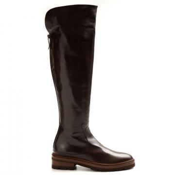 boots woman lorenzo masiero 8855mustang 8915